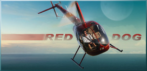 Red Dog Helicopters Property Surveys With A Helicopter